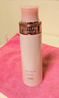 オルビス エクセレント エンリッチの化粧水