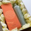 アユーラのメディテーションバスαの温浴効果と癒しの香りを実感する寒波