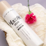 泡洗顔の進化形、モチモチ、ネバネバのモッチスキンは毛穴汚れを強力に吸着